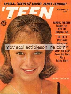 11/1961 Teen