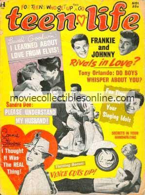 11/1962 Teen Life