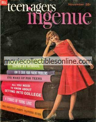 11/1961 Teen-agers Ingenue