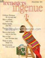12/1961 Teen-agers Ingenue