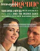 4/1961 Teen-agers Ingenue