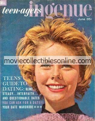 6/1961 Teen-agers Ingenue