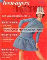 7/1961 Teen-agers Ingenue