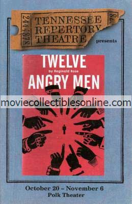 Twelve Angry Men - Tennessee Repertory Theatre