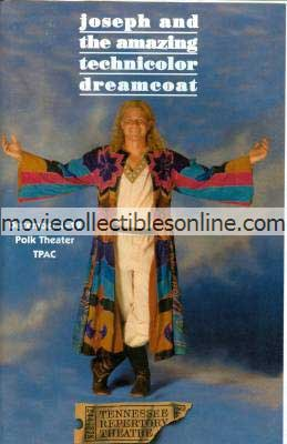Joseph & the Amazing Technicolor Dreamcoat - Tennessee Repertory Theatre