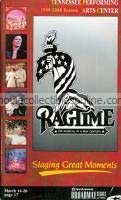 Ragtime - Tennessee Performing Arts Center