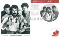 Three Men & a Baby Press Kit