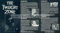 Twilight Zone Beta - Judgment Night, Living Doll, in Praise of Pip, To Serve Man