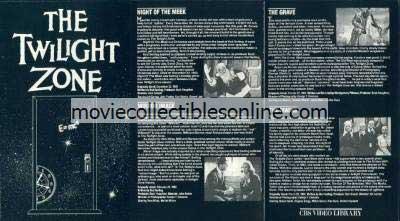 Twilight Zone Beta - Night of the Meek, Mirror Image, Grave, Masks