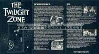Twilight Zone Beta - Odyssey of Flight 33, Hitch-Hiker, Steel, 2